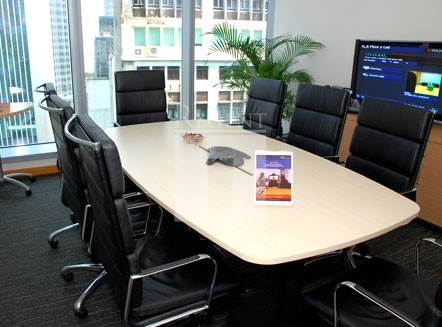 Central business center, Central serviced office
